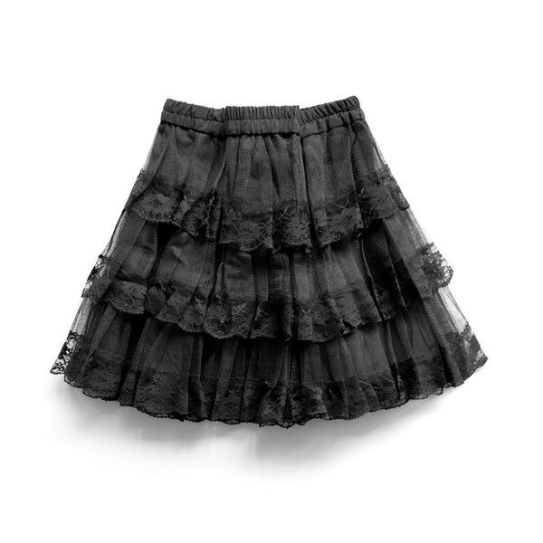 LOLITA LACE SKIRT 2COLORS