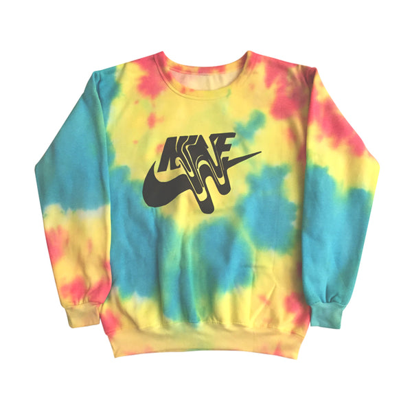 NIKE GLITCH SWEATSHIRT