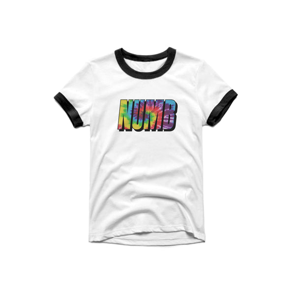 NUMB RINGER T SHIRT - MJN ORIGINALS