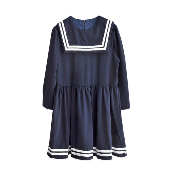 JAPAN SAILOR DRESS BLUE