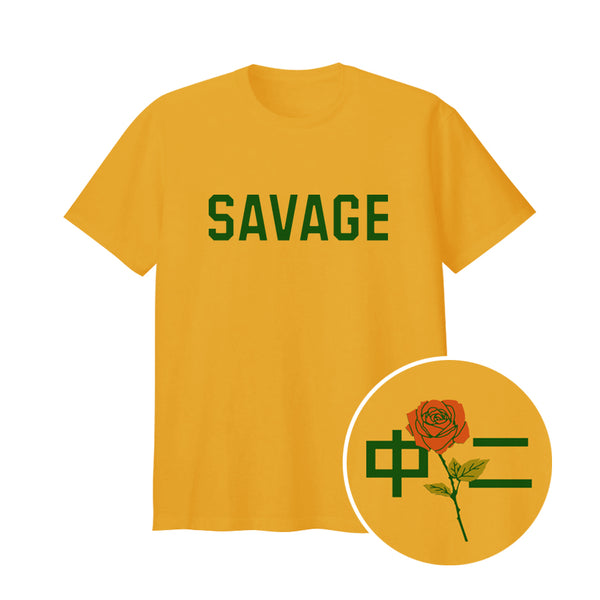 中二 SAVAGE TEE - MJN ORIGINALS