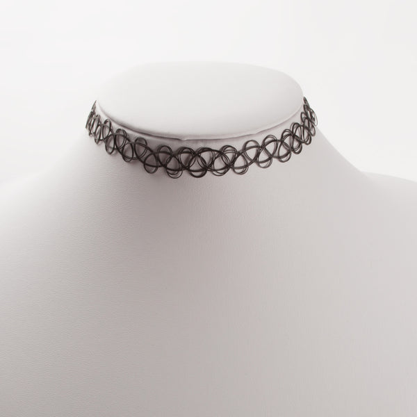 TATTOO CHOKER (CLICK FOR 2 COLORS)