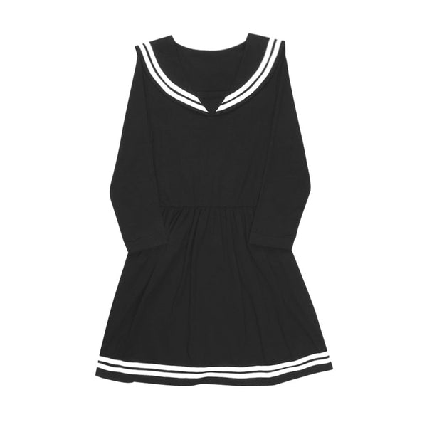 SAILOR - V UNIFORM BLACK