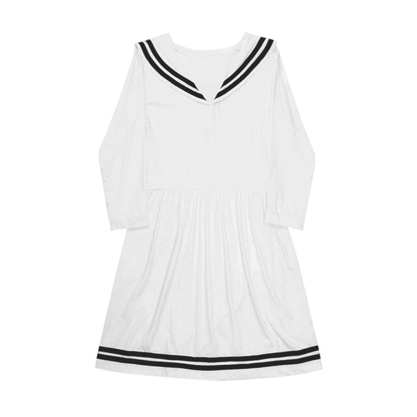 SAILOR - V UNIFORM WHITE