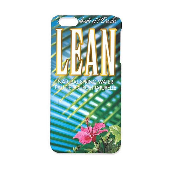 LEAN WATER iPHONE CASE 6s