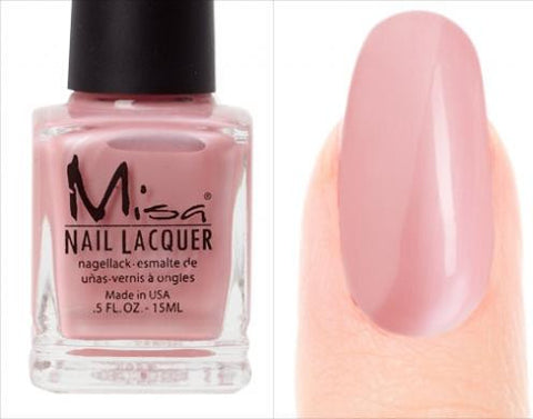 Misa Nail Polish 103: Fleeting Hibiscus