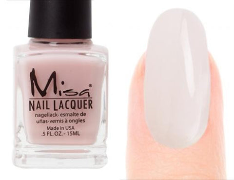 Misa Nail Polish 104: Sweet Pea Everlasting
