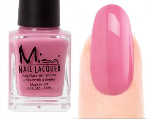 Misa Nail Polish 106: Poppy Dreams