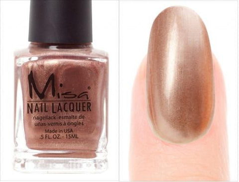 Misa Nail Polish 10: Teddy Bear