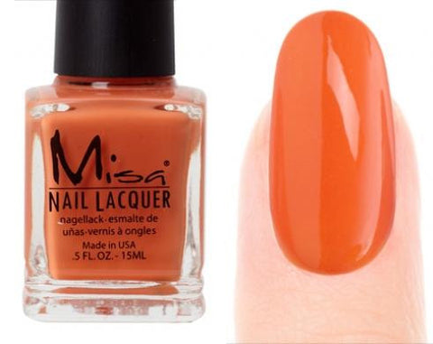Misa Nail Polish 136: Too Much Gossip
