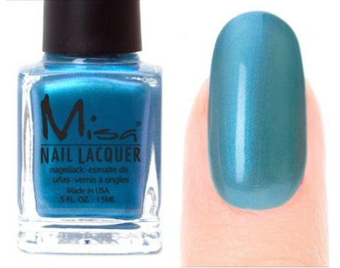 Misa Nail Polish 142: Lounging By The Pool