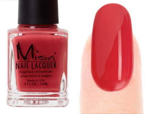 Misa Nail Polish 153: Kiss Me Now