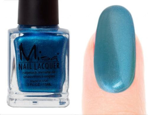 Misa Nail Polish 252: Krystal Waters