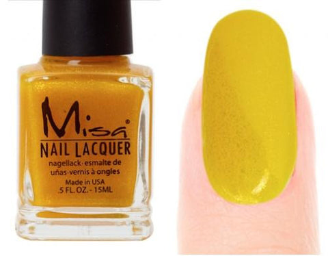 Misa Nail Polish 253: Under My Umbrella