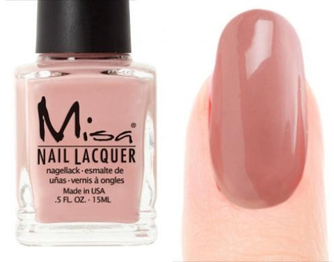Misa Nail Polish 263: Pop The Cluth