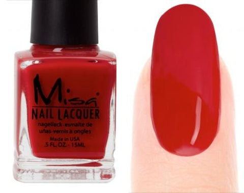 Misa Nail Polish 38: Valentine Red