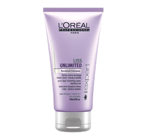 SMOOTHING CREAM LISS UNLIMITED