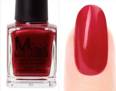Misa Nail Polish 113: Shady Lady
