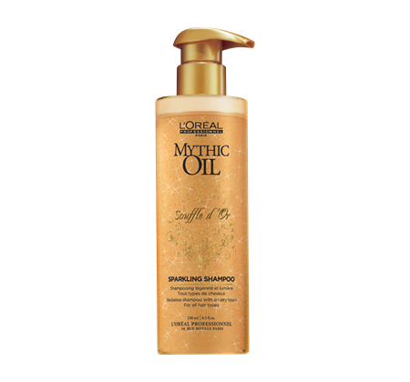 SOUFFLE D'OR SPARKLING SHAMPOO MYTHIC OIL