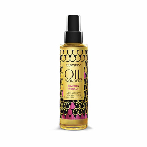 Oil Wonders Egyptian Hibiscus Color Caring Oil Matrix