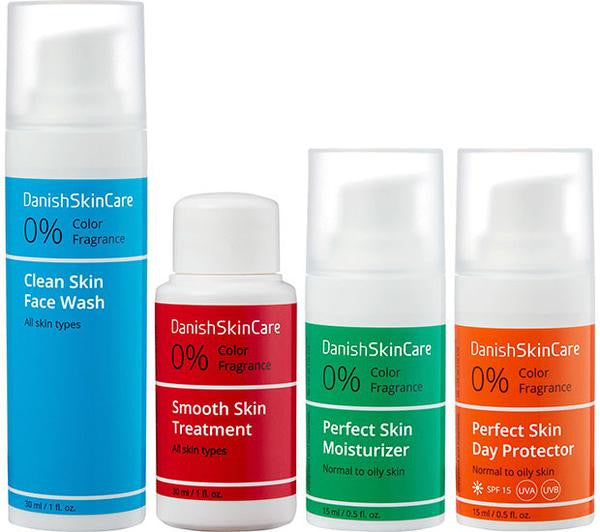 Danish Skin Care MINI skin-care kit