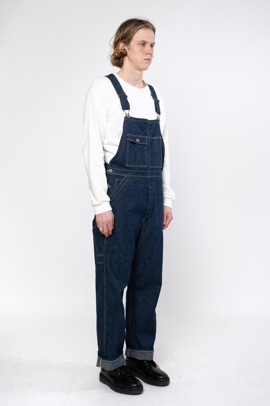 ORSLOW 30's Overall Denim One Wash 81 | H A V N