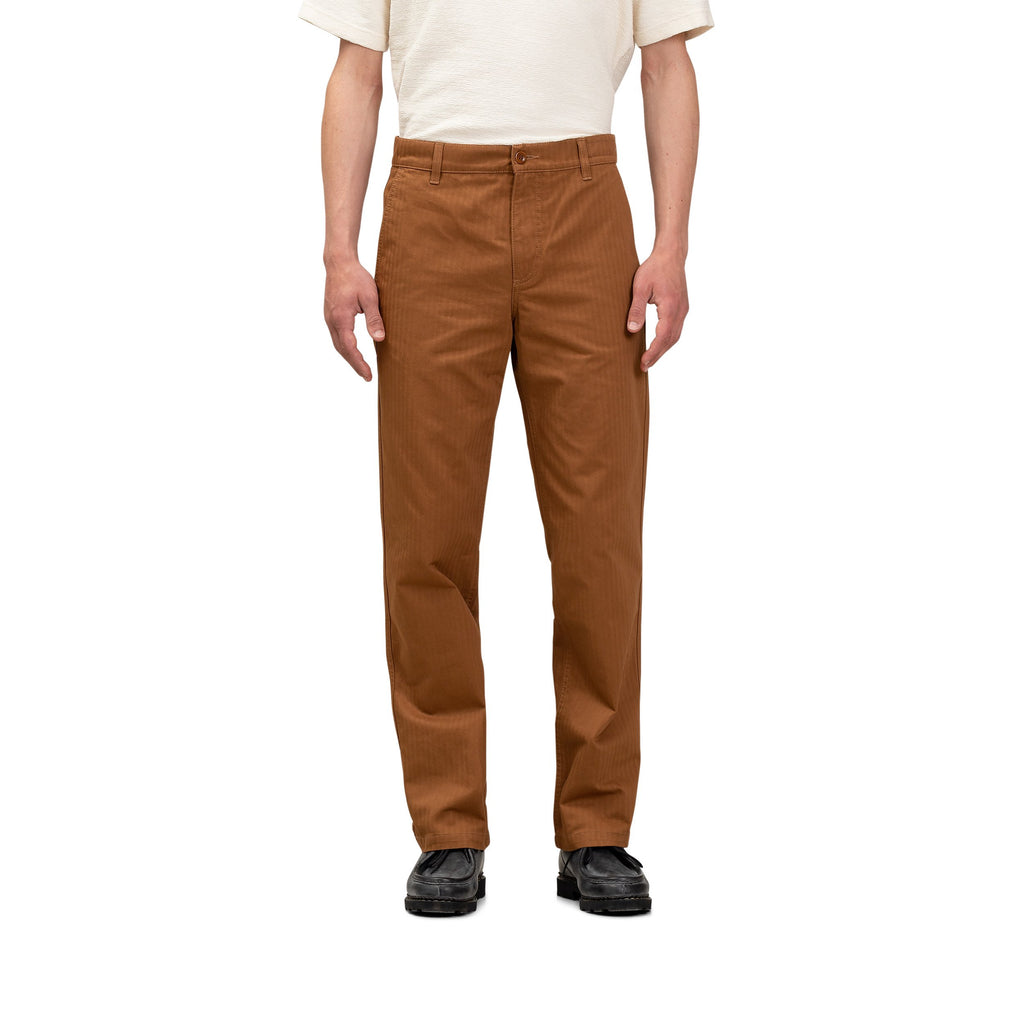 NORSE PROJECTS Josef Fatigue HBT Pant Russet | HAVN