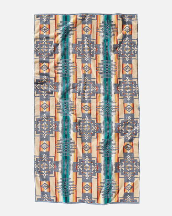 PENDLETON Chief Joseph Slate Beach Towel | HAVN