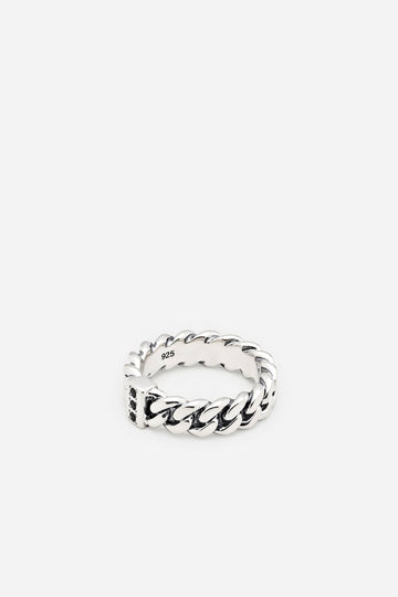 Chain Ring Slim Spinel