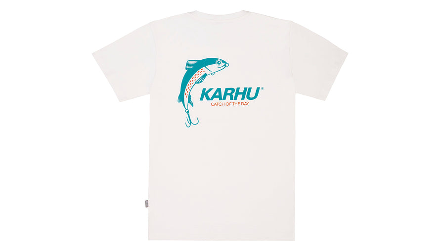 KARHU Karhu x R-Collection Catch Of The Day Tee | H A V N
