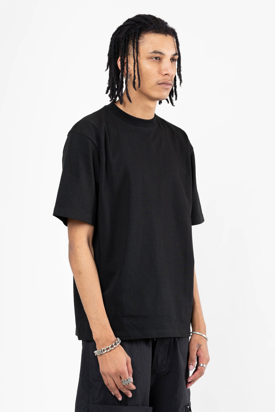 Mw Vs x Mountain Research G Fit Tee Black