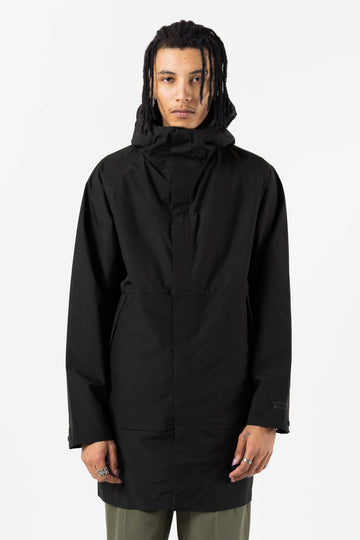 Rokkvi Shell Gore Tex Black