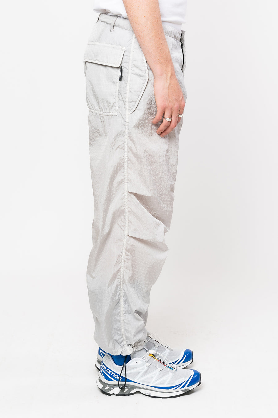 Quik Overpant Light Grey