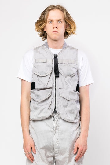 Spin Vest Light Grey