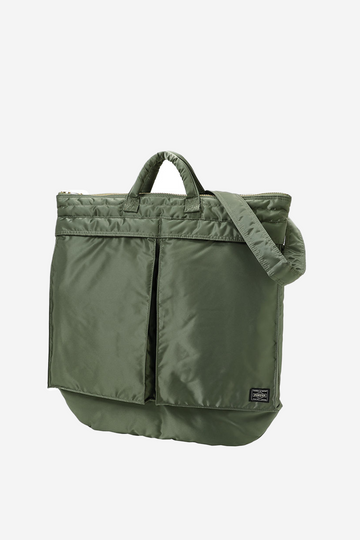 Tanker 2 Way Helmet Bag Sage