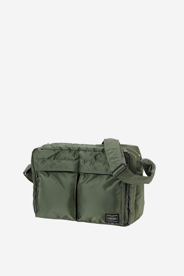 Tanker Shoulder Bag L Sage Green