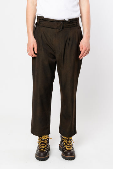 Tropical Pants Military Twill