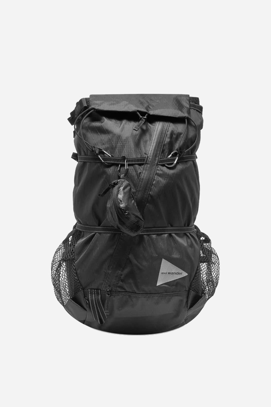 AND WANDER X-Pac 40L Backpack Black | HAVN