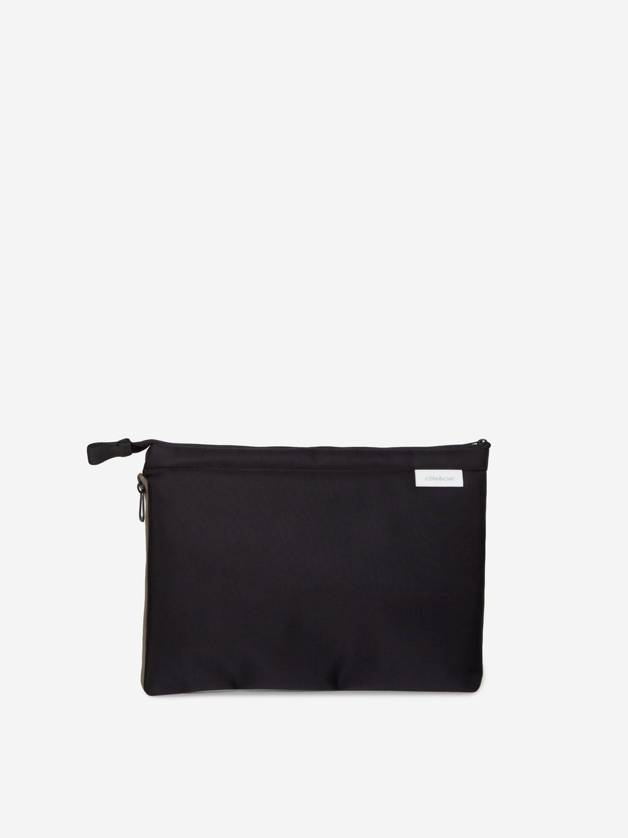 Zaan Sleek Nylon Black