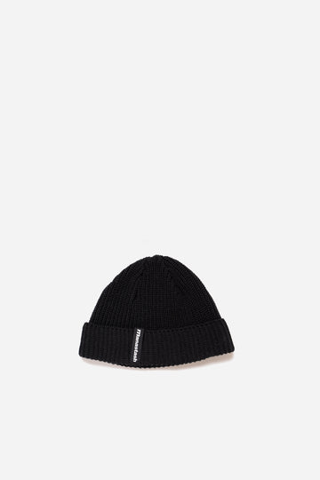 Mana-Cotton Beanie Black
