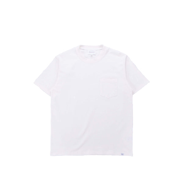 NORSE PROJECTS Johannes Pocket Tee Ecru | H A V N