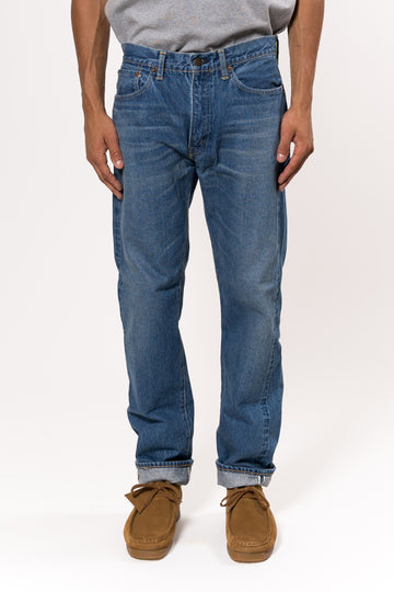 ORSLOW 107 Ivy Fit Denim 2 Year Wash | HAVN