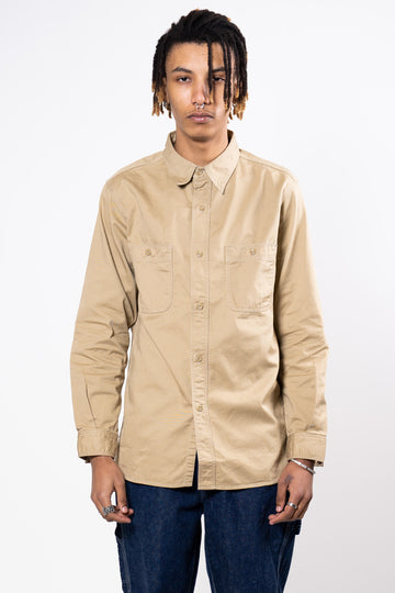 Work Shirt Khaki