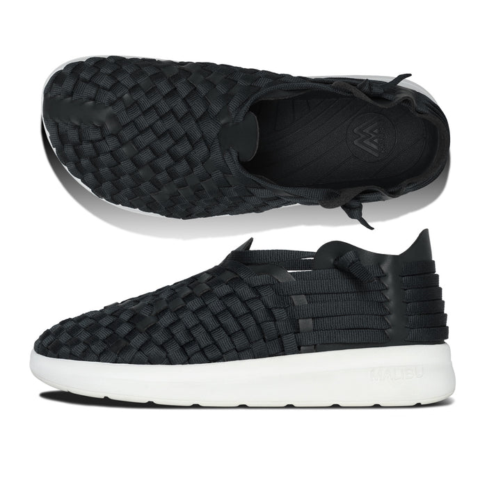 Malibu Latigo Nylon/EVA Black/White  | HAVN