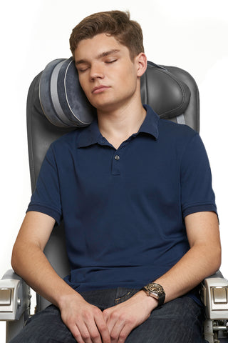i-Lene™ MEMORY FOAM NECK PILLOW