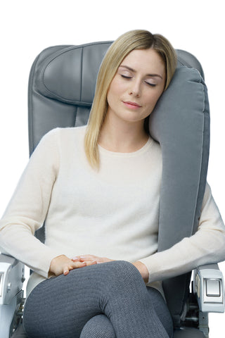 THE ULTIMATE TRAVEL PILLOW® - INFLATABLE PILLOW