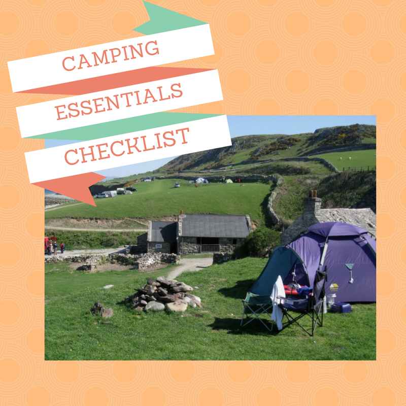 Camping Essentials Checklist for a Summer of Fun!