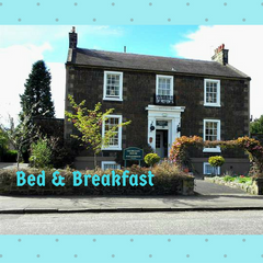 Where to stay when travelling: Bed & Breakfast