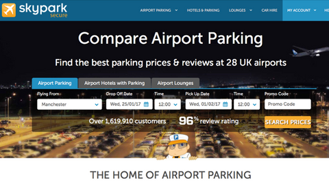 How To Get Cheap Airport Parking by Skypark Secure