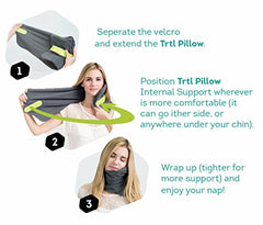 The 5 BEST Travel Pillows: Trtl